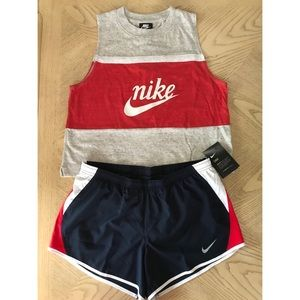 *BUNDLE* Women Nike Tank/Shorts